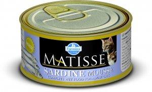 Matisse Cat 2741 Mousse 85g sardynki