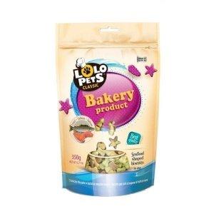 Lolo 80935 Ciastka dla psa owoce morza 2kg