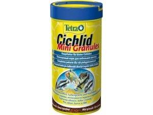 Tetra 146549 Cichlid Mini Granules 250ml