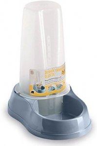 Zolux 04095 Dystryb pokarm/woda BREAK 0,65L niebie