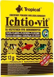 Trop. 74401 Ichtio-vit 12g - torebki