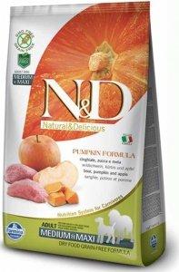 ND Dog NG 3307 Adult M&M Pumpkin 2,5kg Boar&Apple