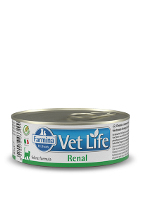Vet Life Cat 2864 Natural Diet 85g Renal