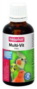 Beaphar 11692 Vinka 50ml Witaminy dla ptaków