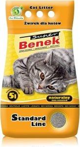 Super Benek 0012 Naturalny 5L żółty