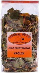Herbal Pets 4005 Zioła podst. Królik 125g