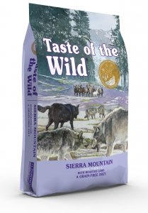 Taste of the Wild 4295 Adul Sierra Mountain 12,2kg