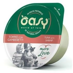 OASY 7059 More Love Cup 70g Tuńczyk krewetki