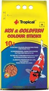 Trop. Pond 40656 Koi&Goldfis Color Stick 10L worek