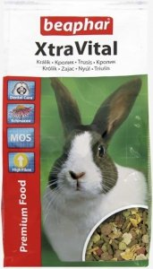 Beaphar 16145 XtraVital Rabbit 1kg pok.dla królik