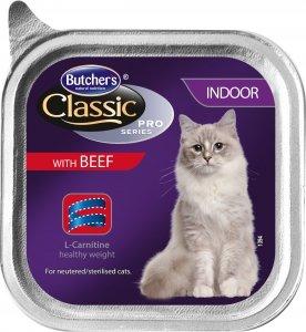 Butchers 0715 Szalka Indoor pasztet 100g wołowina