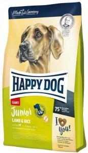 Happy Dog 8469 Junior Giant Jagnięcina i ryż 15kg
