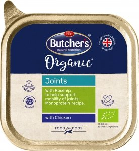 Butcher's 4683 Organic Joints Kurczak 150g