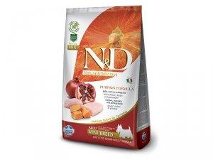 ND Dog NG 3192 Adult Mini Pumpkin 800g Chicken&Po