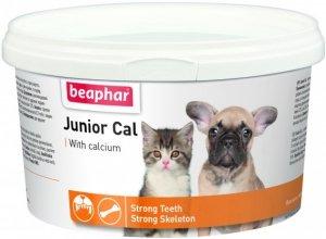 Beaphar 10321 JUNIOR CAL 200g - pre.wapn dla młody
