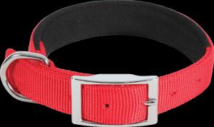 ZOLUX 466726RGE Obroża komfort 40cm/20mm czerwona