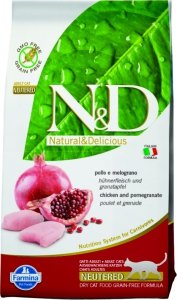 ND Cat NG 0467 Adult 1,5kg Neutered Chicken&Pomeg