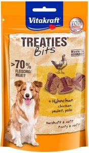 Vitakraft 8093 Treaties Bits czarny bez sfood