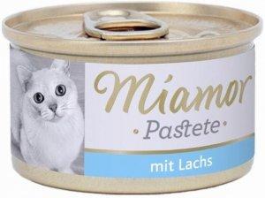 Miamor 74005 Łosoś 85gr pasztecik dla kota