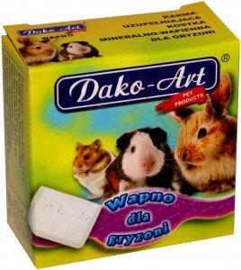 Dako-Art 629 Wapno dla gryznoni 1szt
