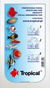 Trop. 83302 Worek na ryby 240x570mm