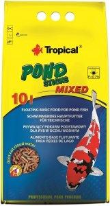 Trop. Pond 40616 Sticks Mixed 10L worek