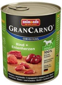 Animonda 82747 Gran Carno Adult Wołow+Kaczka 800g