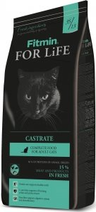 Fitmin Cat 8kg For Life Castrate