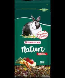 VL 461454 Cuni Nature Orginal 9kg dla królików