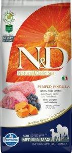 ND Dog NG 3284 Adult M&M Pumpkin 2,5kg Lamb&Blue