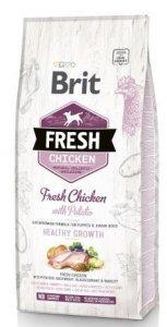 Brit Fresh 0724 Puppy 2,5kg Chicken & Potato