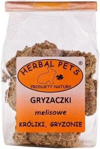 Herbal Pets 4784 Gryzaczki melisowe gryzonie 140g