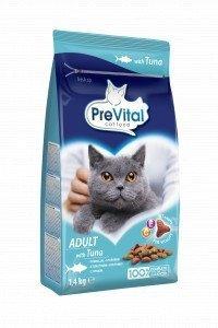 PreVital 1174 sucha dla kota 1,4kg Tuńczyk