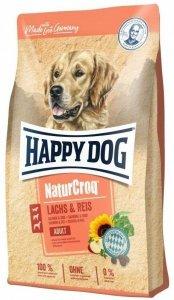 Happy Dog 9817 NaturCroq Łosoś i ryż 12kg