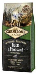 Carnilove Dog 8877 Adult Duck & Pheasant 1,5kg
