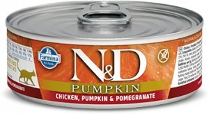 ND Cat 2079 Pumpkin Adult 80g Boar Apple