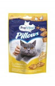 PreVital 1372 Snacks PILLOWS kurczak+ser 60g