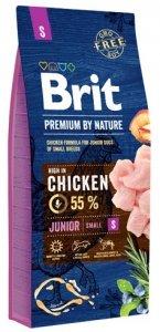 Brit Premium By Nature S Junior 8kg