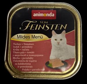 Animonda 83860 Feinsten Light indyk pomidor 100g