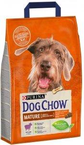 Purina Dog Chow 2,5kg Mature z jagnięciną
