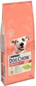 Purina Dog Chow 14kg Adult Sensitive Łosoś