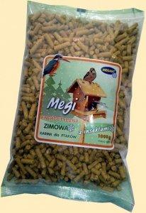 Megi Me165 Karma zimowa z insektami 1kg