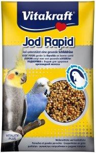 Vitakraft 2023 Jod Rapid Perlen 20g- dla papug