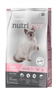 Nutrilove Cat 11465 Adult STERILE 7kg kurczak