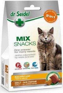 Seidel 1216 Smakołyki dla kotów sierść & malt 60g