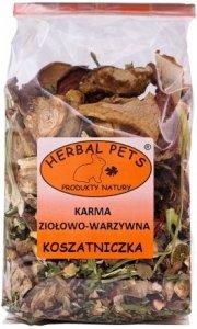 Herbal Pets 4388 Karma ziołowo-warzyw koszatk 150g