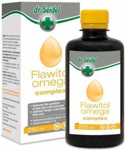 Flawitol 0299 Omega Complex Skóra i sierść 250ml
