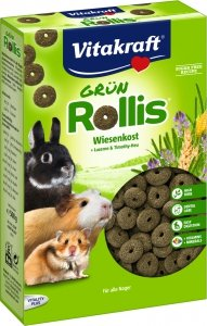 Vitakraft 3915 Green Rollis 500g