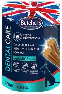 Butchers 6410 Dental Care for large dogs 270g