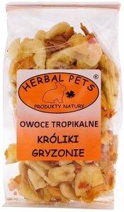 Herbal Pets 4203 Owoce Tropicalne Królik Gryzo 75g